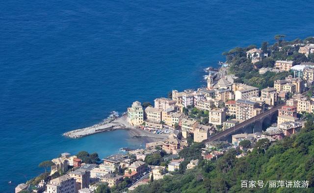 意大利的夏天,旅游的最佳季节,充满魅力的景观