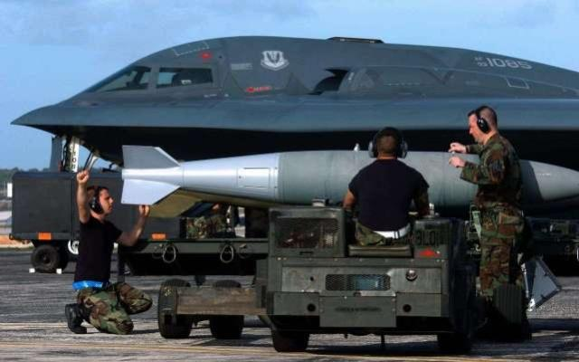 美国放豪言:把B2轰炸机送给中国他们也仿制不
