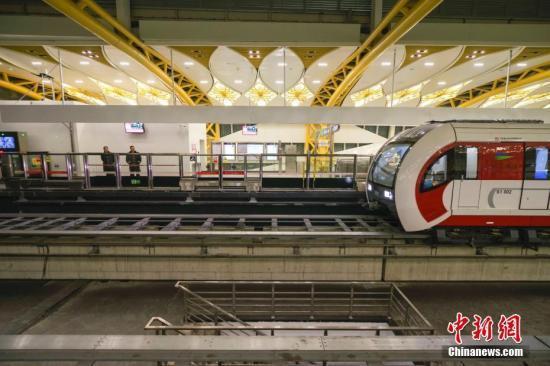 中國自主研發最快磁浮列車計劃今年年中下線