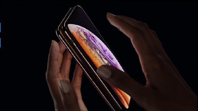 苹果iPhoneXs系列手机发布:A12处理器+为中国