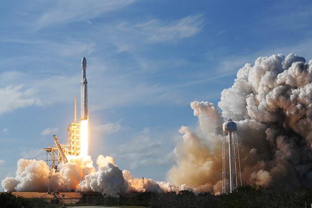 獵鷹重型火箭讓小行星採礦成為現實 或有助太空殖民
