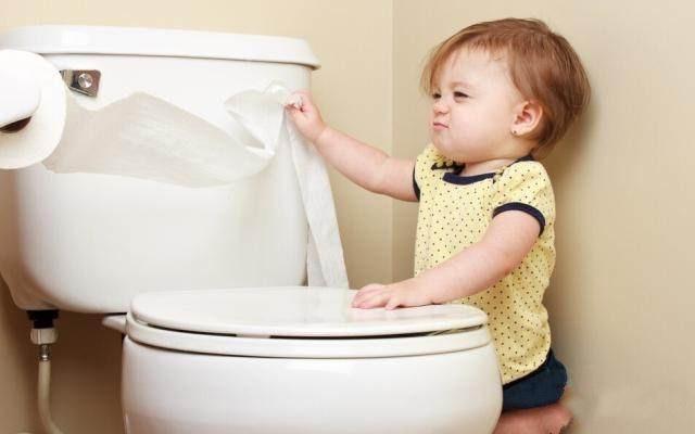 1岁宝宝几天不便便可能不是便秘,更常见的是因