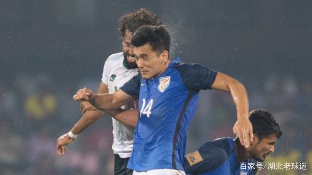印度足球又胜一场排名超越卡塔尔,10月份同国