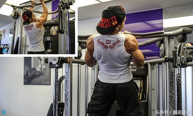 健身课堂:四个锻炼肩部肌肉的黄金动作