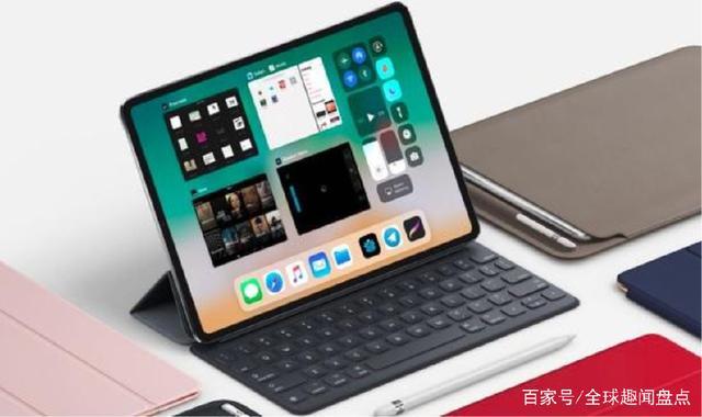 iOS12的这几处小细节预示着全面屏的iPad离