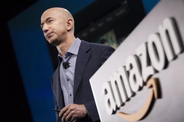 世界首富亚马逊CEO杰夫·贝佐斯被曝离婚缘