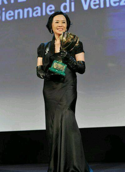 盘点获得国际A类电影节的华人影帝影后 张曼玉