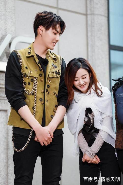 吴亦凡生日会害羞发言:喜欢赵丽颖类型的女生