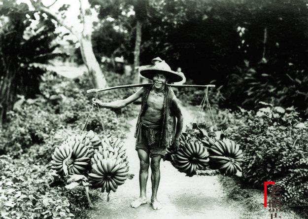 原创 老照片:日本统治下的台湾