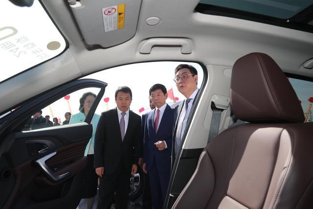 总投资80亿元 长城汽车泰州整车项目正式开工