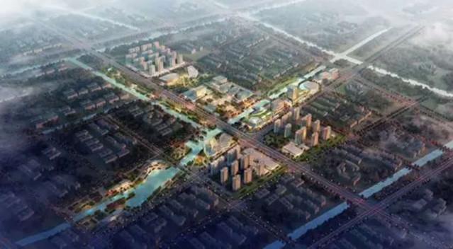九张图片带你了解临港地区万祥社区的规划与未