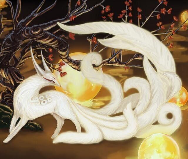 活跃在日本动漫中的传说怪物