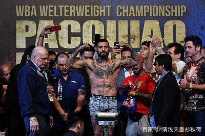 2018WBA次中量级拳王争霸赛前瞻:帕奎奥、马