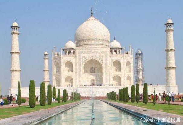 揭秘印度泰姬陵不为人知的秘密,设计师妻子被